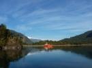 Puelo Patagonia Ferry lago Tagua Tagua 2