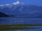 Puelo Patagonia Volcan Yates desde Cochamó