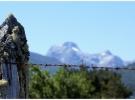 Puelo Patagonia Tras la alambrada